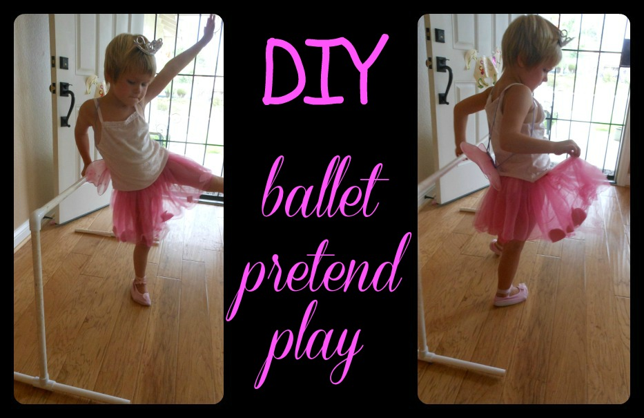 pretend play ballet