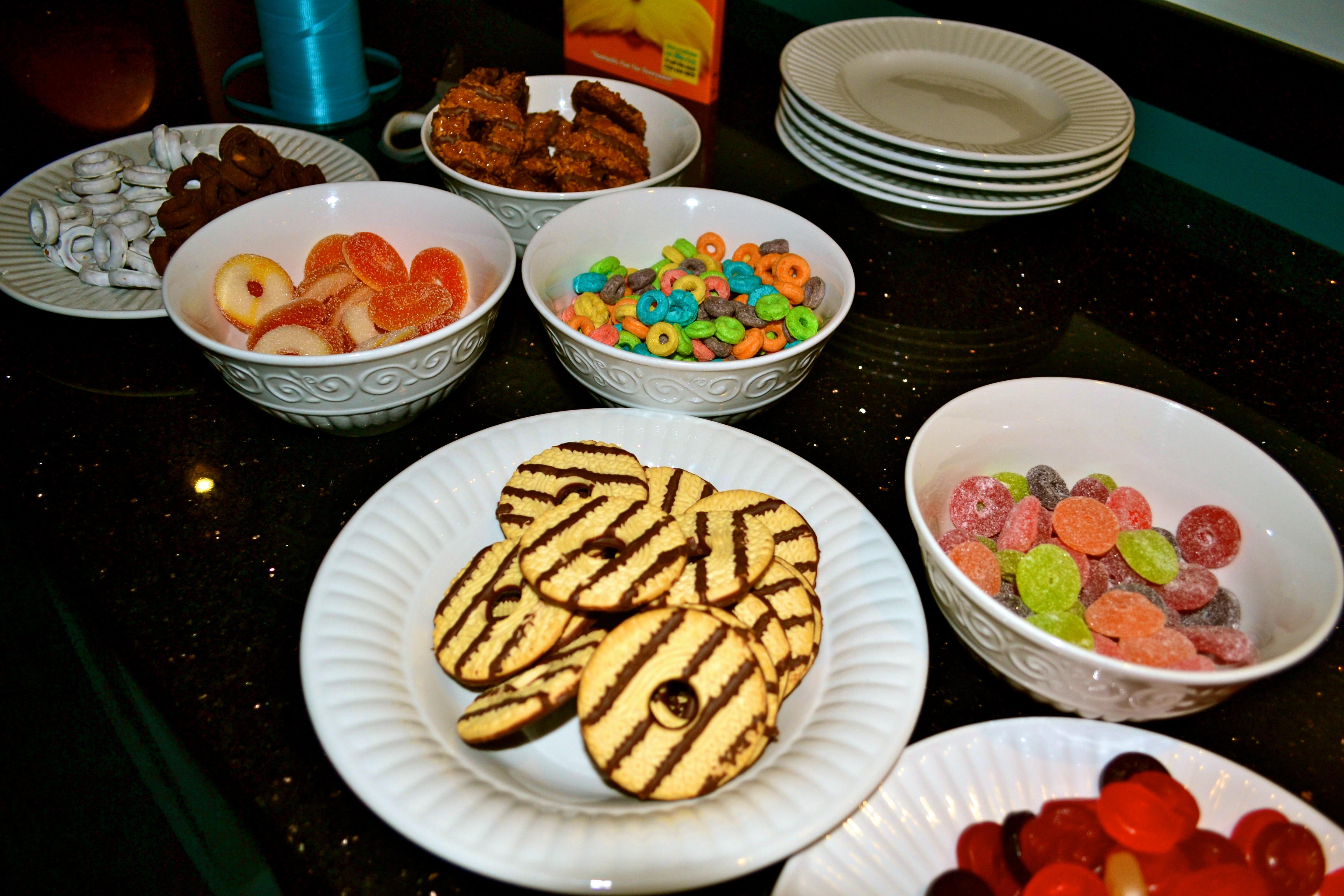 Snack food glory hole camp-8043