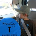 Letter of the Week ~ Letter T ~ Traveling T