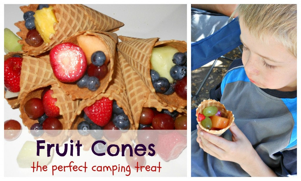 Healthy Camping Snack for Kids and Adults - tired and loved!