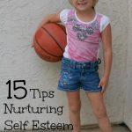 building self esteem in kids – setting kids up for success