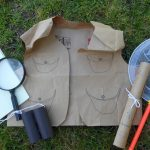 DIY Backyard Explorer Kit- Outdoor Pretend Play Idea