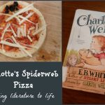 Charlotte's Web Activity… Charlotte's Spiderweb Pizza