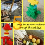 5 ways to inspire creativity through the holidays