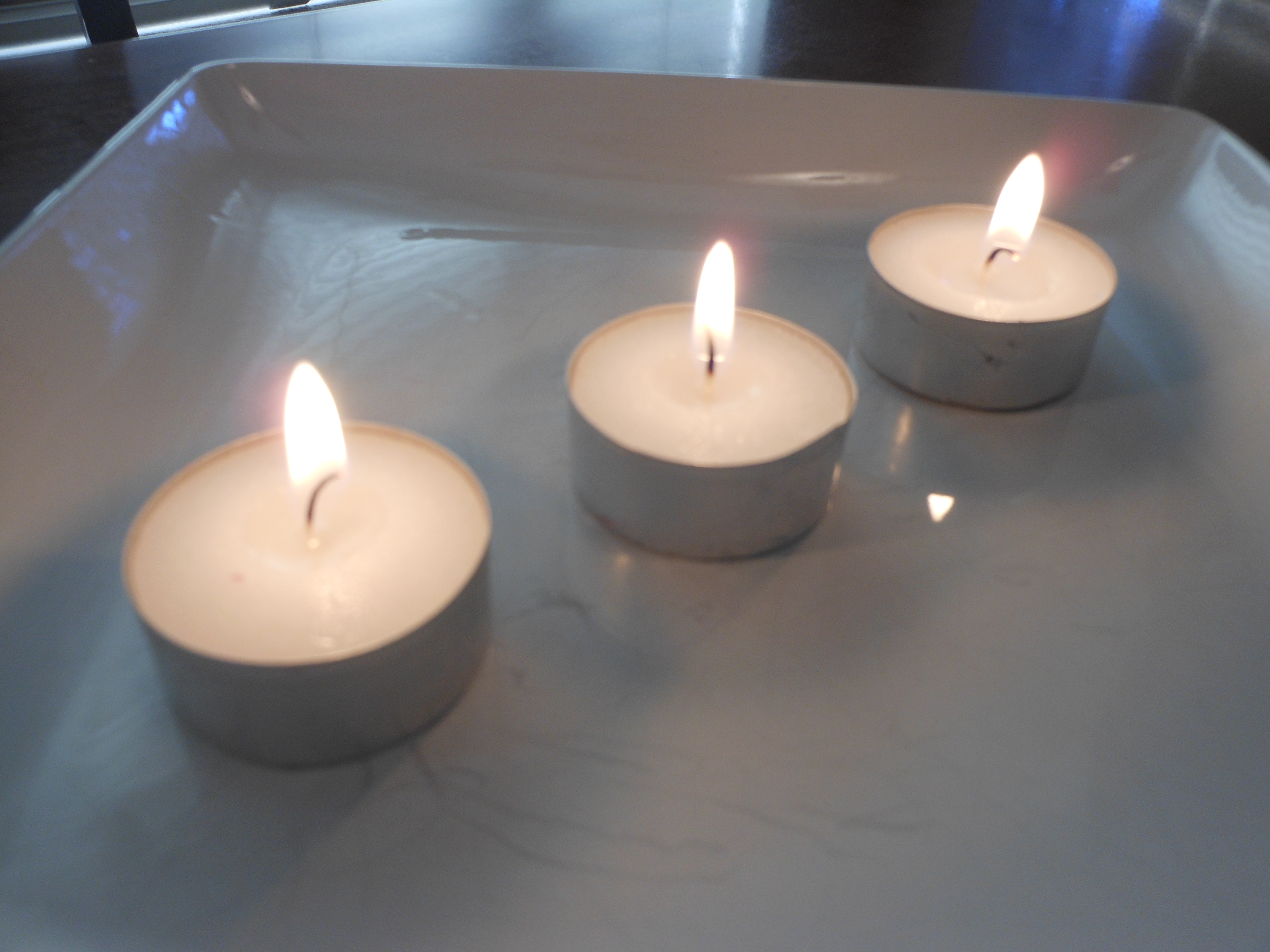 Easy science experiments for kids using candles