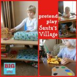 Pretend Play Elf Workshop