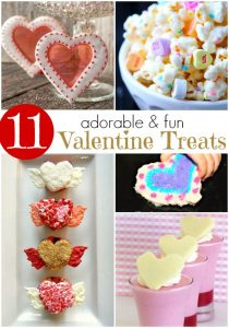 Sweetheart Smores + 10 More Valentine Treats