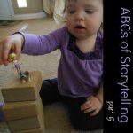 ABC's of Storytelling… U- Z