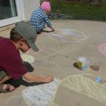 Math Activities… Spring Pattern Memory