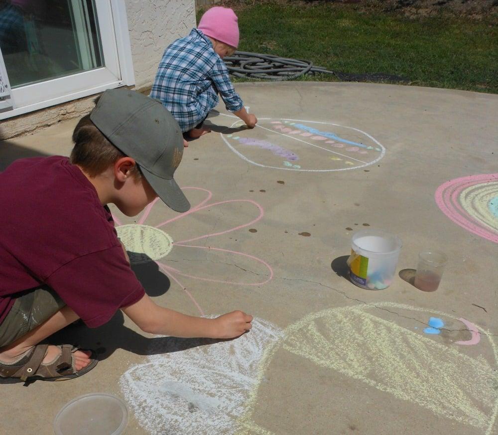 Math Activities Spring Pattern Memory