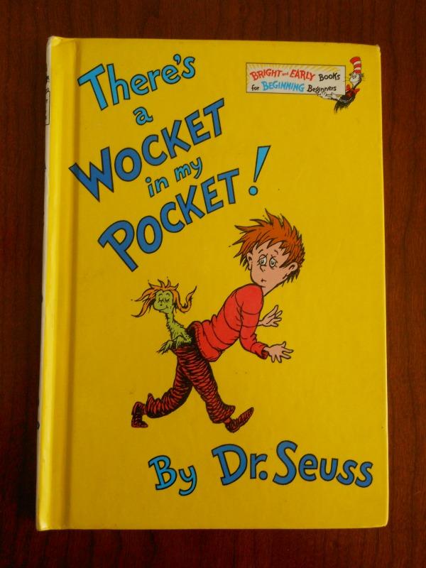 Dr. Seuss Activity - super cute!