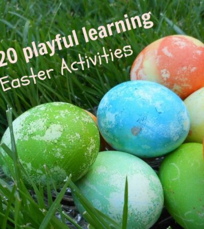 20 Playful Learning Easter Activities for Kids