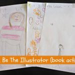 You be the Illustrator Book Activity