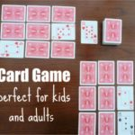 Golf Card Game: perfect for Kids and Adults