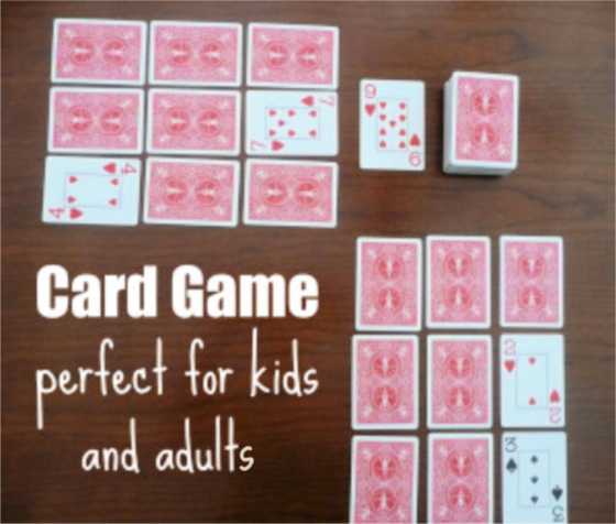 Golf Card Game Rules with Printable | Confidence Meets Parenting