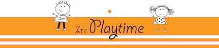 It's Playtime Math Activity Ideas