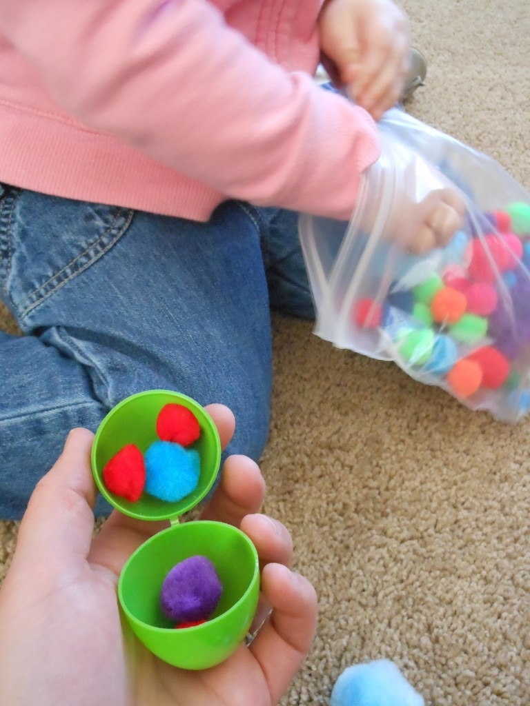 Easter activity sound game