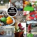 It's Playtime! Spring Activities