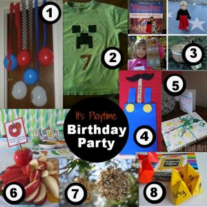It's Playtime! Birthday Party