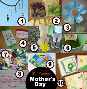 It's Playtime! Mother's Day