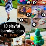 It's Playtime! Playful Learning