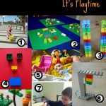 It's Playtime… LEGO