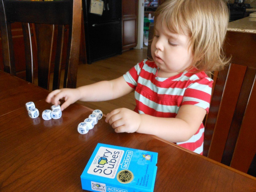 Love this list of games for toddlers and preschoolers