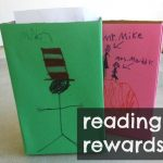 Reading Rewards using our love of Scholastic