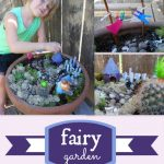 How to make a fairy land garden