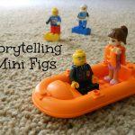 MiniFigure storytelling
