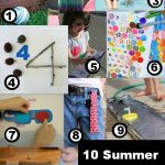 It's Playtime! Summer Activities