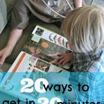 20 easy ways to read 20 minutes everyday