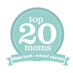 20 Moms Make back to school special