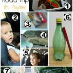 It's Playtime… Road Trip