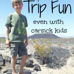 Road Trip with CARSICK Kids
