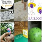 It's Playtime… Movement Activities for Kids
