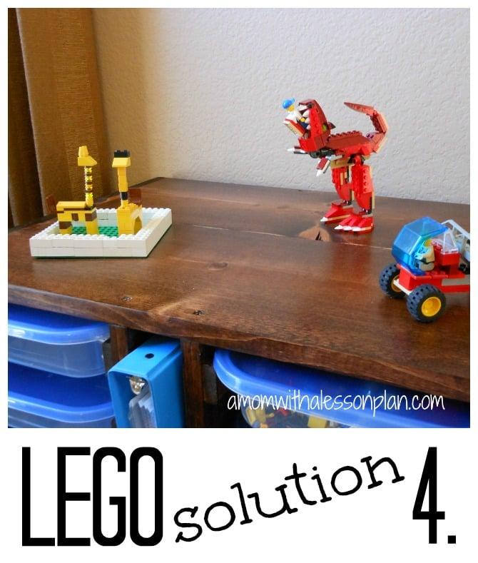 Lego Storage Problems SOLVED! Brilliant!!! DIY Lego Storage...