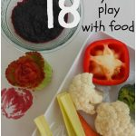 18 ways to play with food
