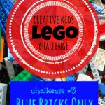 CKLC #3: Blue Lego Bricks Only