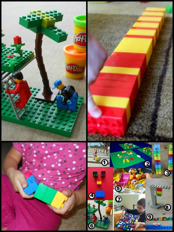 Lego Activities for Kids - A Mom with a Lesson Plan