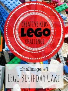 CKLC #4: Lego Birthday Cake