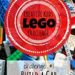 Creative Kid Lego Challenge #1: Build a Lego Car