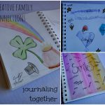 Creative Family Connections: Journaling