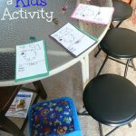 Preparing Kid's Activities