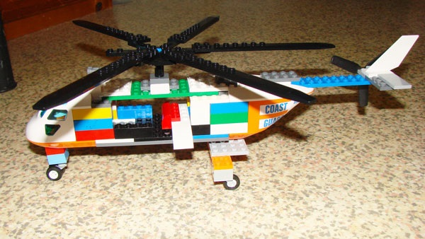 Build a Lego Pet challenge -- great weekly challenge for Lego lovers (and storytellers)