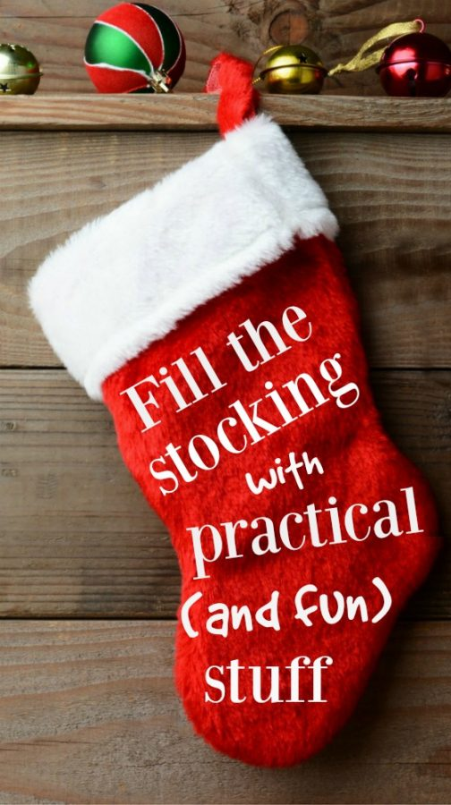 Stocking Stuffer Ideas | Practical (and fun) Stocking Stuffers
