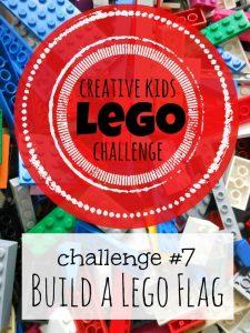 CKLC #7: Build a Lego Flag