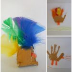 Thanksgiving Art For Kids