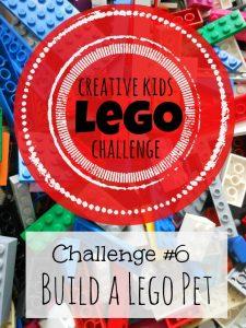 CKLC #6: Build a Lego Pet
