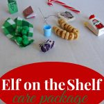 Elf on the Shelf Care Package